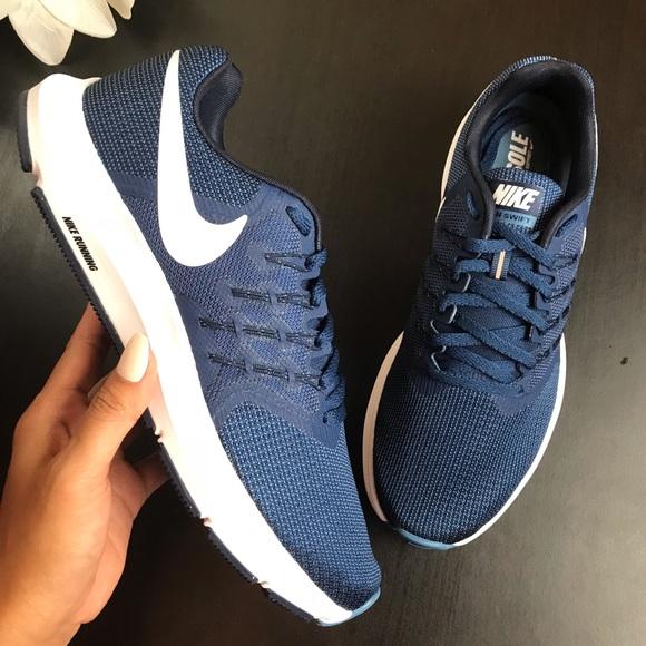 Brand New Nike Run Swift Navy Blue